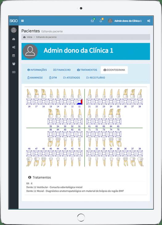 aplicativo para odontologia