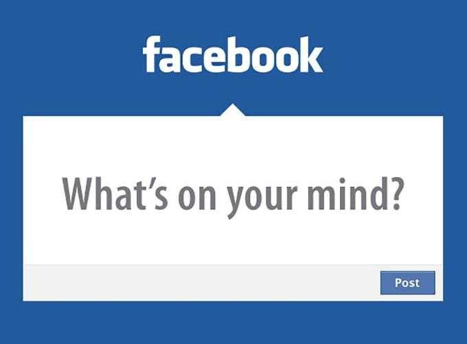 Postar no Facebook